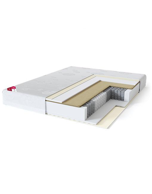 be4d520373f Sleepwell RED ORTHOPEDIC пружинный матрас — Mööbli E-pood