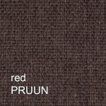 red pruun